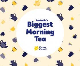 Biggest Morning Tea 2021